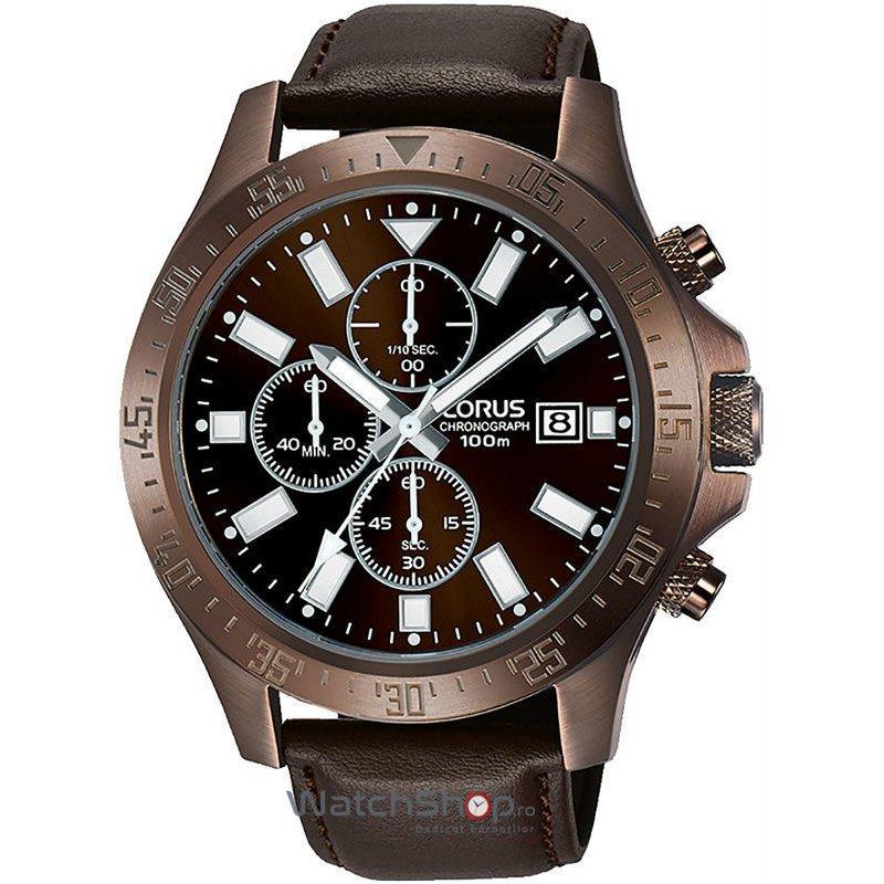 Ceas LorusbySeiko SPORTS RM305EX-9 Cronograf de mana pentru barbati