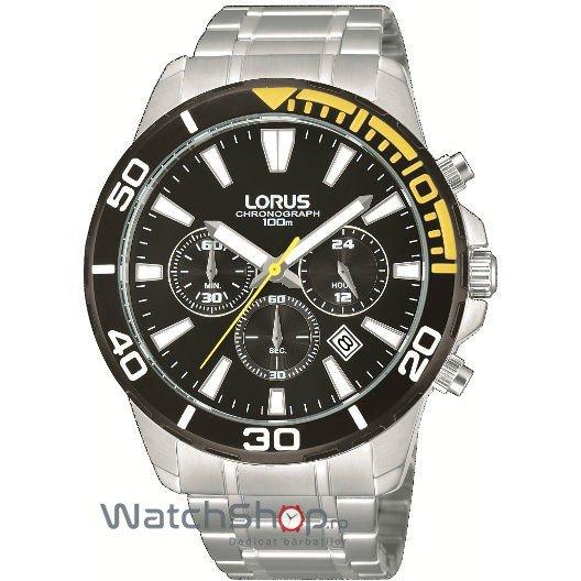 Ceas LorusbySeiko SPORTS RT339CX-9 Cronograf de mana pentru barbati