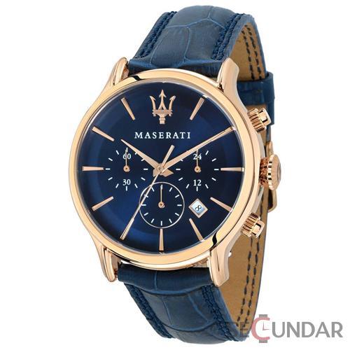 Ceas Maserati EPOCA R8871618007 Cronograf Barbatesc de Mana Original