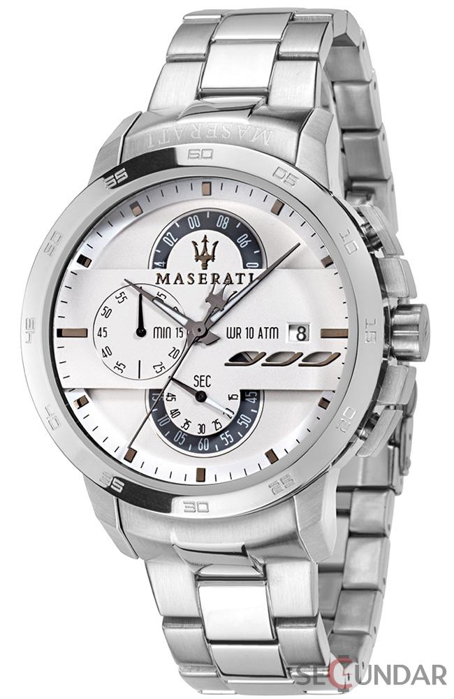 Ceas Maserati INGEGNO R8873619004 Cronograf Barbatesc de Mana Original
