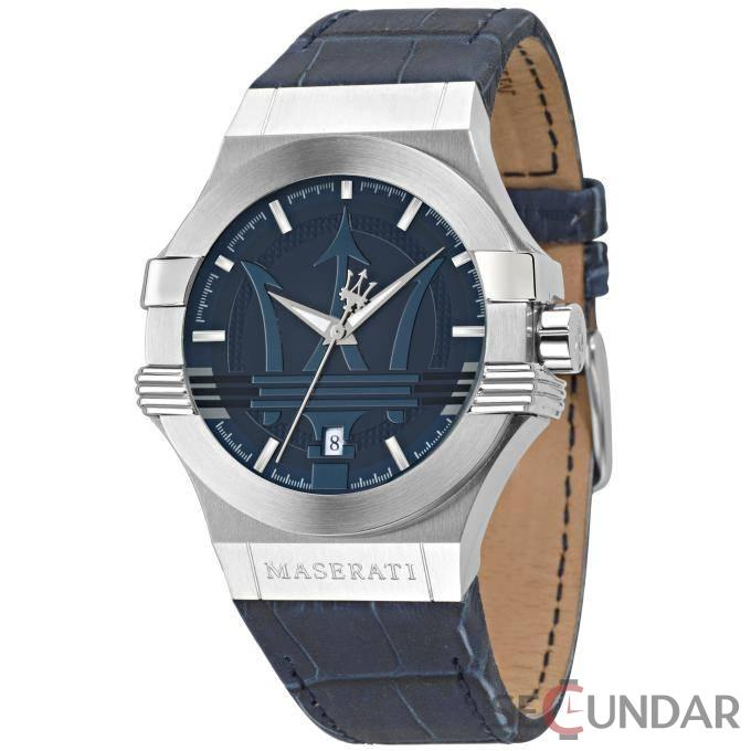 Ceas Maserati POTENZA R8851108015 Barbatesc de Mana Original