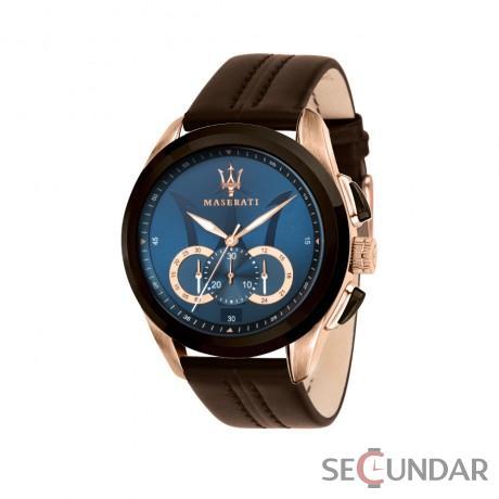 Ceas Maserati R8871612024 Cronograf Barbatesc de Mana Original
