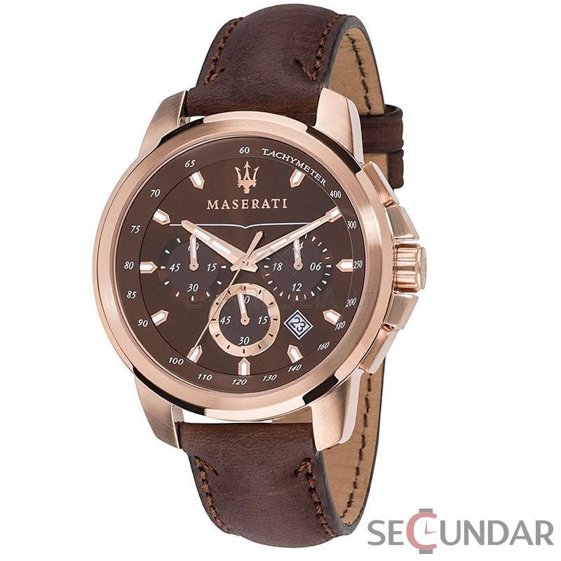 Ceas Maserati R8871621004 Cronograf Barbatesc de Mana Original