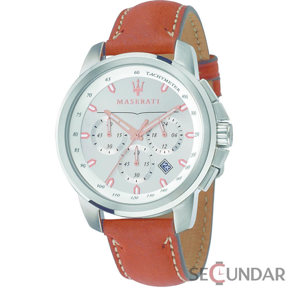 Ceas Maserati R8871621005 Cronograf Barbatesc de Mana Original