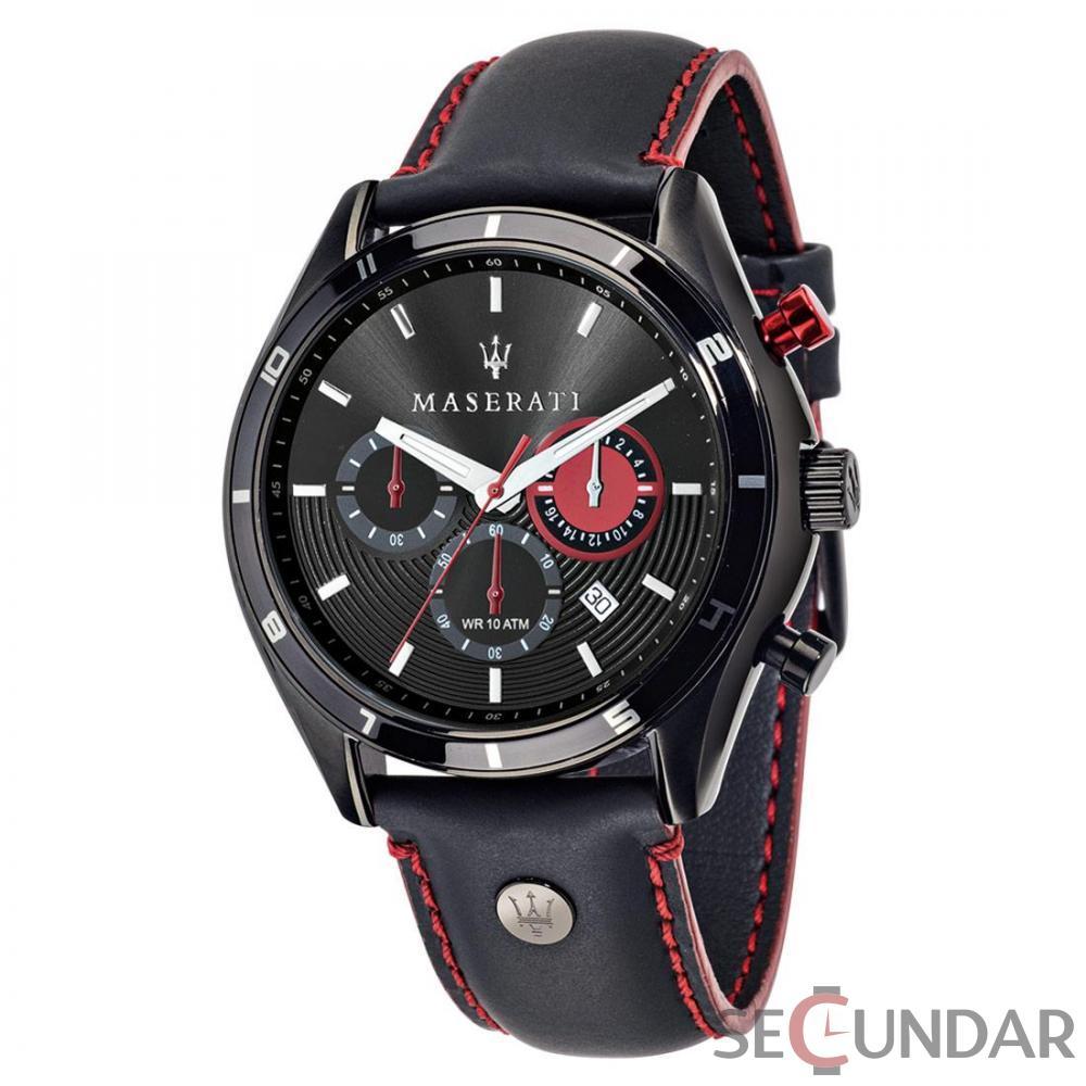 Ceas Maserati SORPASSO R8871624002 Cronograf Barbatesc de Mana Original