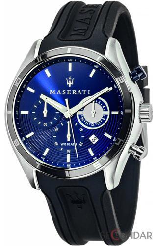 Ceas Maserati SORPASSO R8871624003 Cronograf Barbatesc de Mana Original