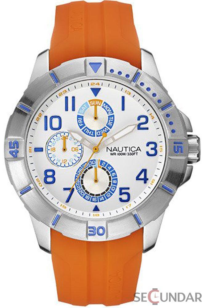 Ceas Nautica NAI12507G Barbatesc de Mana Original