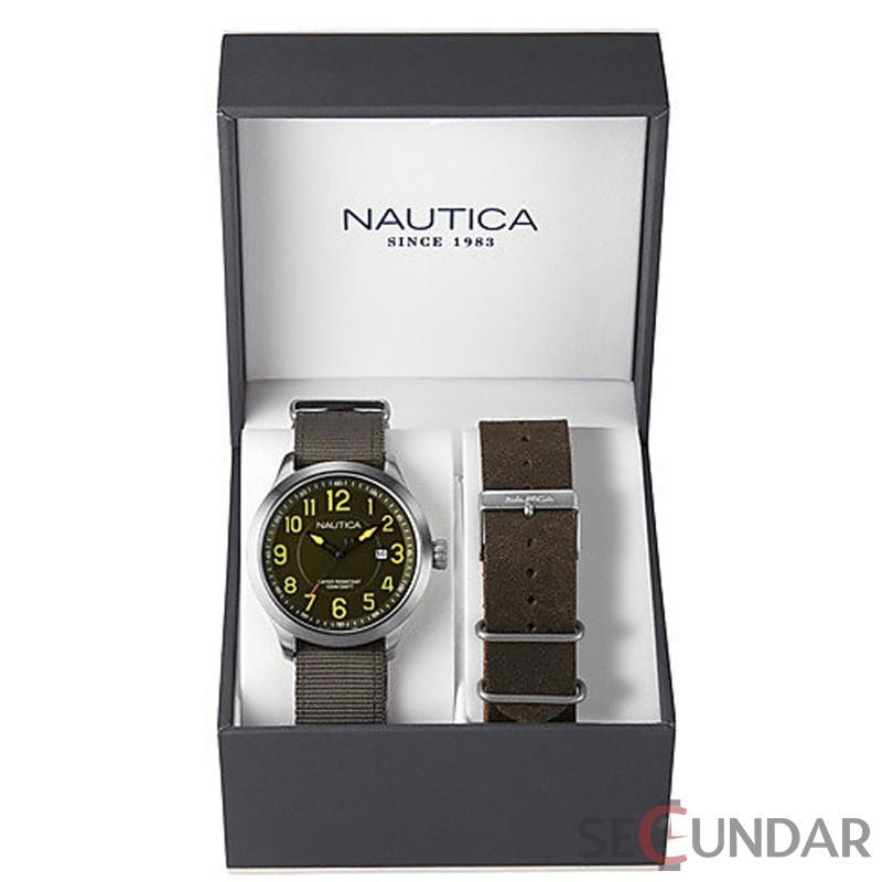 Ceas Nautica NAI12525G Barbatesc de Mana Original