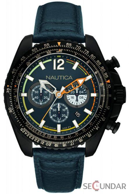 Ceas Nautica NAI22507G Barbatesc de Mana Original