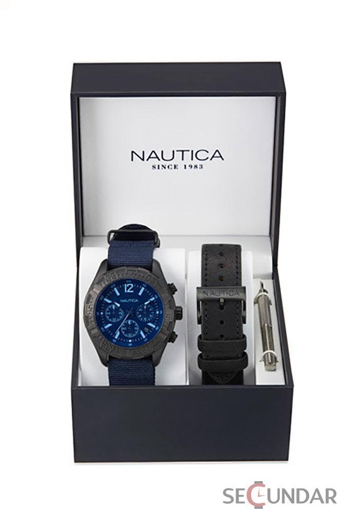 Ceas Nautica NAI22508G Barbatesc de Mana Original