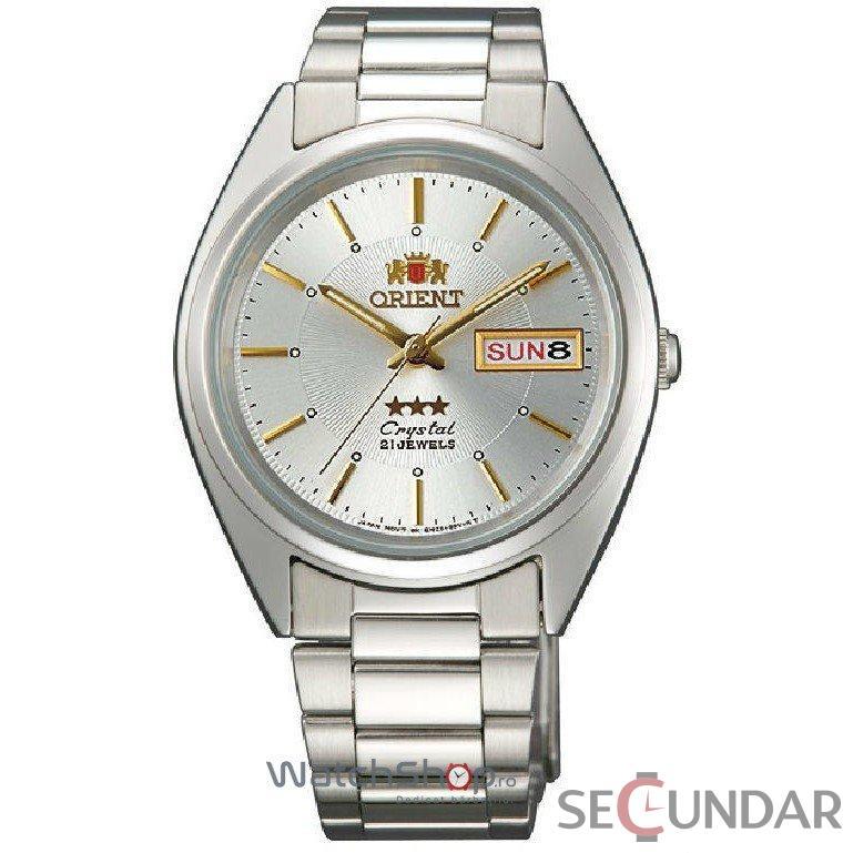 Ceas Orient Automatic FAB00006W9 Mens Watch Barbatesc de Mana Original