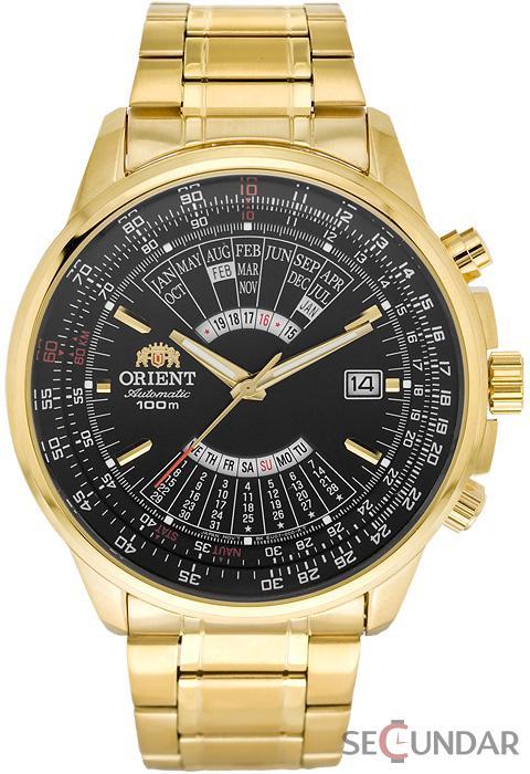 Ceas Orient Automatic FEU07001BX Multi Year Calendar Barbatesc de Mana Original