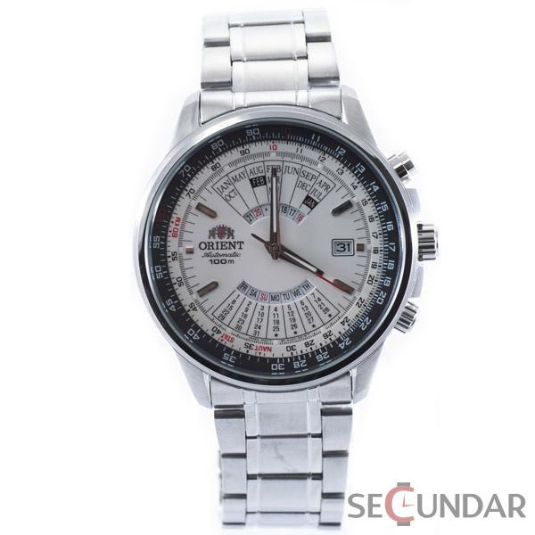 Ceas Orient Automatic FEU07005WX Multi Year Calendar Barbatesc de Mana Original