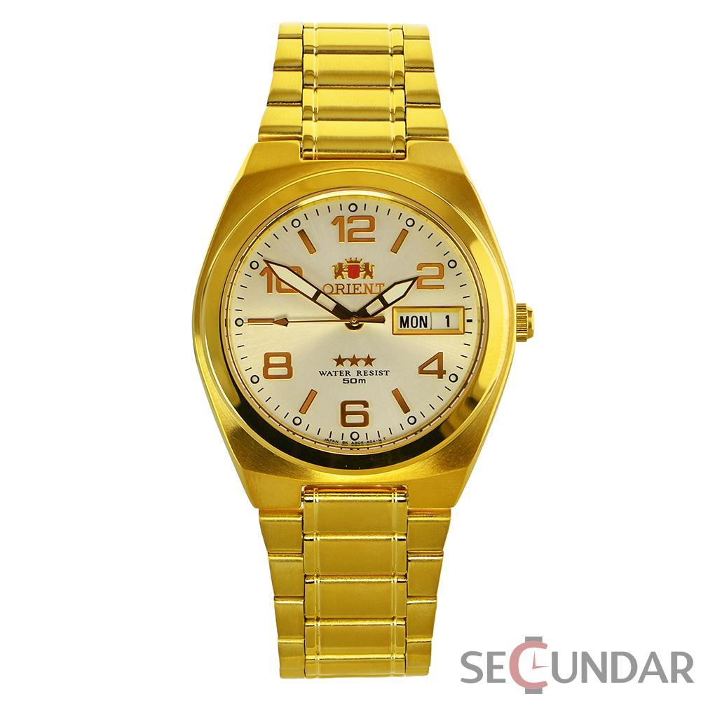 Ceas Orient CLASSIC AUTOMATIC SAB08001W8 Barbatesc de Mana Original
