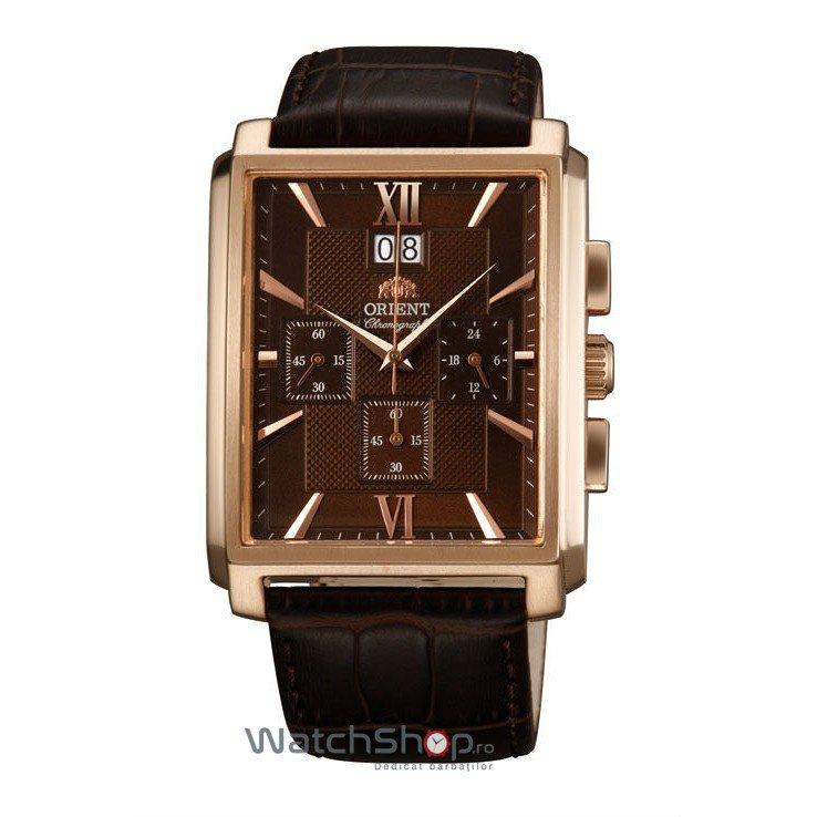 Ceas Orient CLASSIC AUTOMATIC TVAA001T0 Cronograf Barbatesc Original de Lux