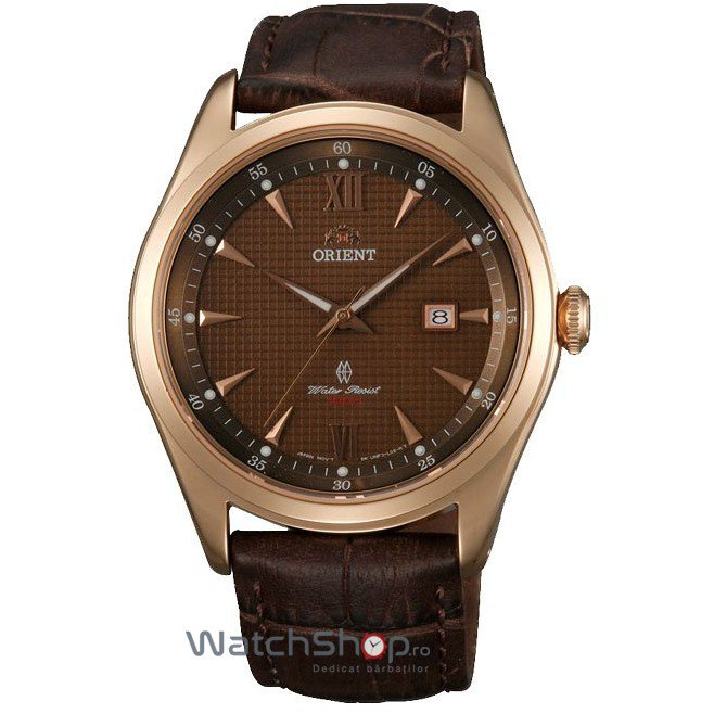 Ceas Orient CLASSIC DESIGN UNF3001T Barbatesc Original de Lux