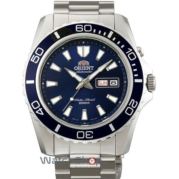 Ceas Orient DIVING SPORTS AUTOMATIC EM75002D Barbatesc Original de Lux