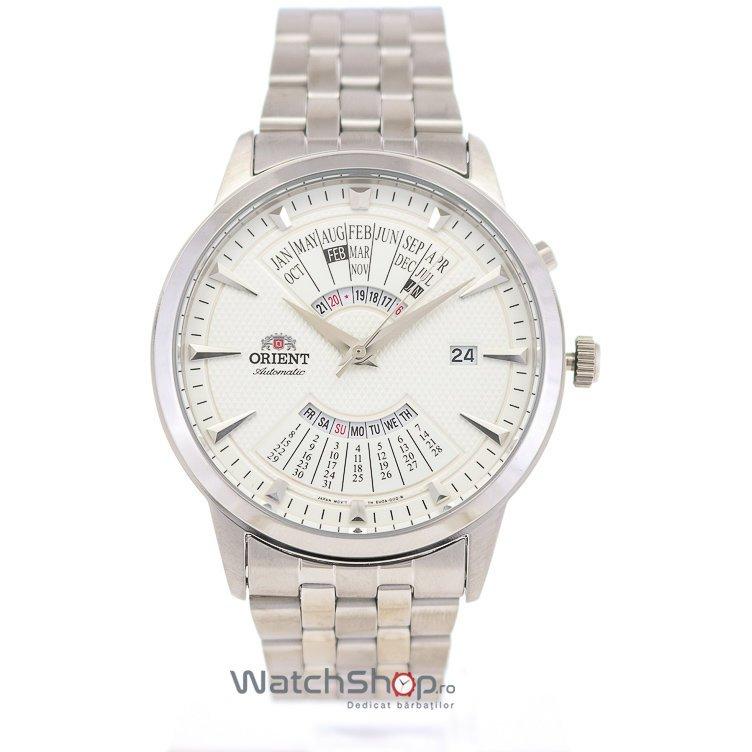 Ceas Orient SPORTY AUTOMATIC EU0A003W Multi-Year Calendar Barbatesc Original de Lux