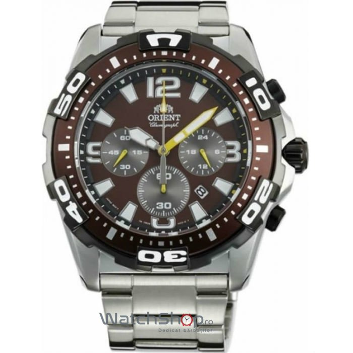 Ceas Orient SPORTY FTW05002T0 Cronograf Barbatesc Original de Lux