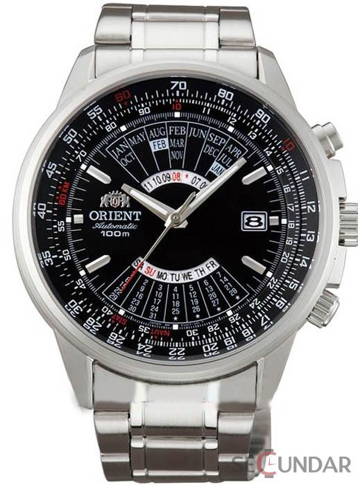 Ceas Orient Sporty Automatic FEU07005BX Multy-Year Calendar Barbatesc de Mana Original