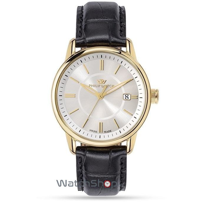 Ceas Philip Watch KENT R8251178009 Barbatesc Original de Lux