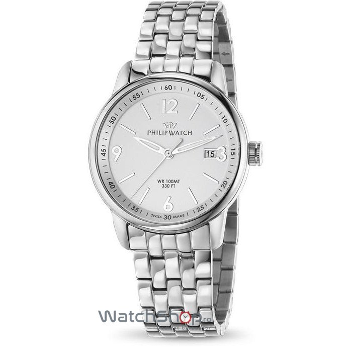 Ceas Philip Watch KENT R8253178005 Barbatesc Original de Lux
