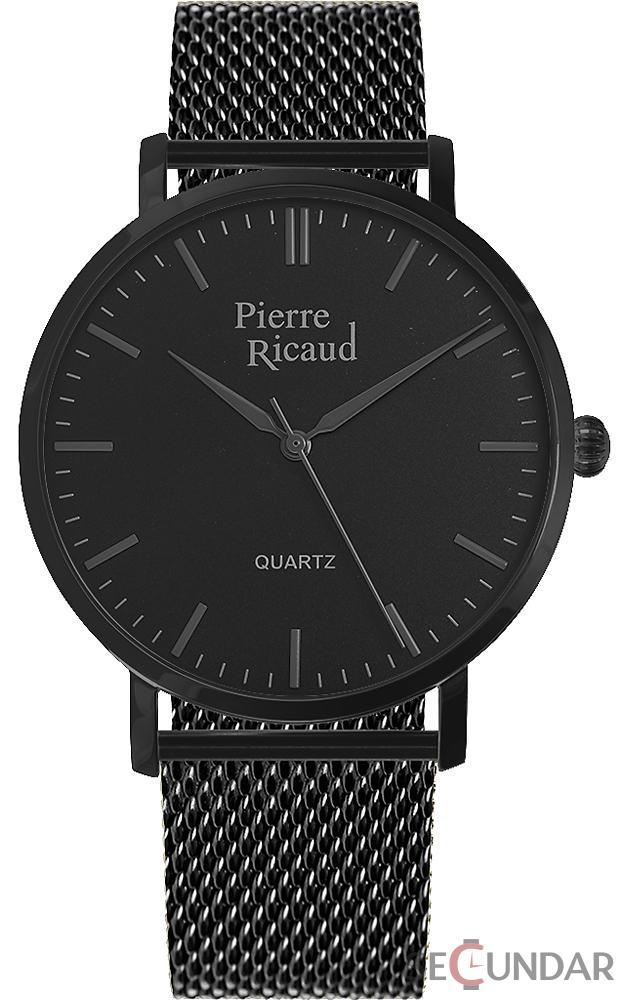 Ceas Pierre Ricaud Classic P91082.B114Q Barbatesc de Mana Original