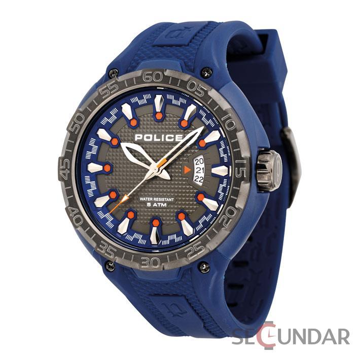 Ceas Police Herren Luxus Sport Stil Analog PL.13864JPBLU/61 Barbatesc de Mana Original