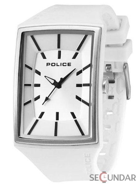 Ceas Police PL 13077MPWS-04 White Analog Sports Watch Barbatesc de Mana Original