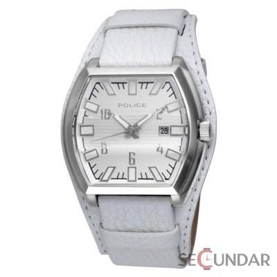 Ceas Police PL.12548JS/04 Distinct Silver Dial Watch Barbatesc de Mana Original