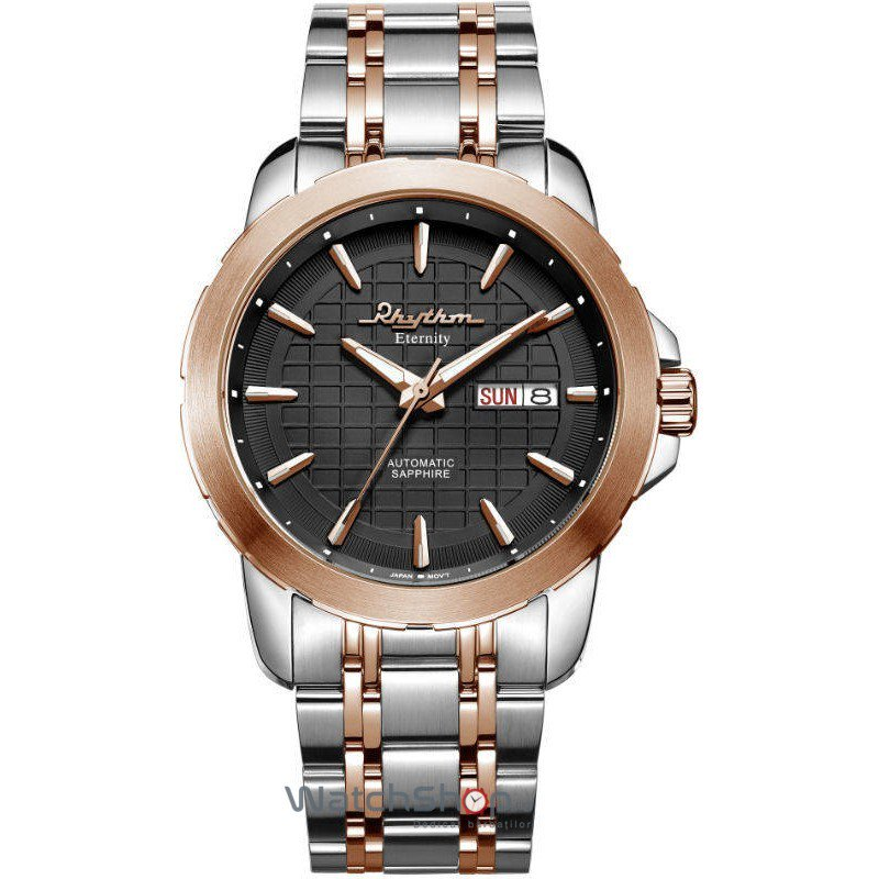 Ceas RHYTHM AUTOMATIC A1301S06 Eternity Barbatesc Original de Lux