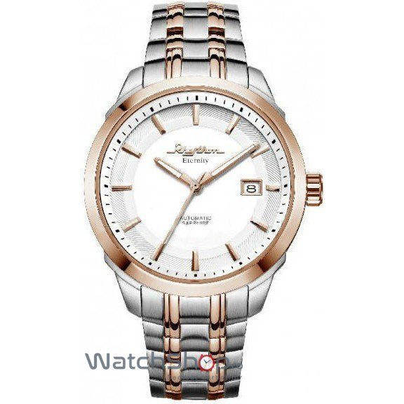 Ceas RHYTHM AUTOMATIC A1302S05 Eternity Barbatesc Original de Lux