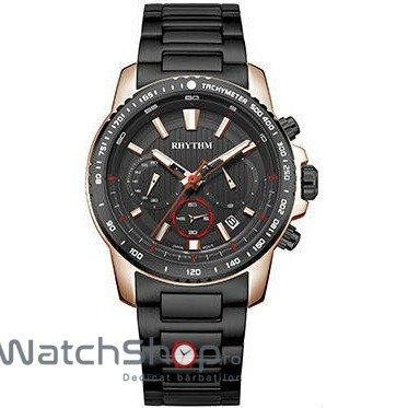 Ceas RHYTHM SPORT S1401S05 Cronograf Barbatesc Original de Lux