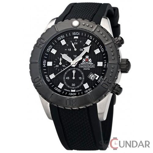 Ceas Rothenschild RS-1107-S Chronograph Barbatesc de Mana Original