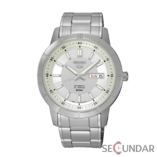 Ceas SEIKO 5 Automatic SNKN51K1S Barbatesc de Mana Original
