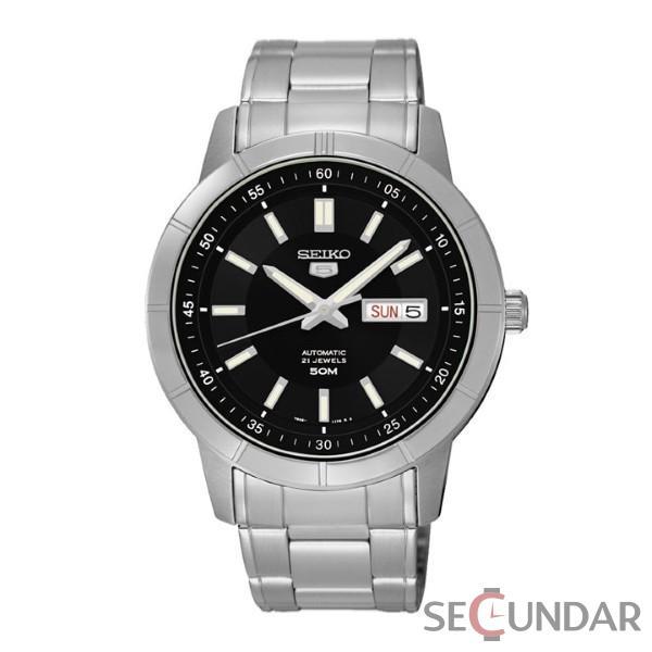 Ceas SEIKO 5 Automatic SNKN55K1S Barbatesc de Mana Original