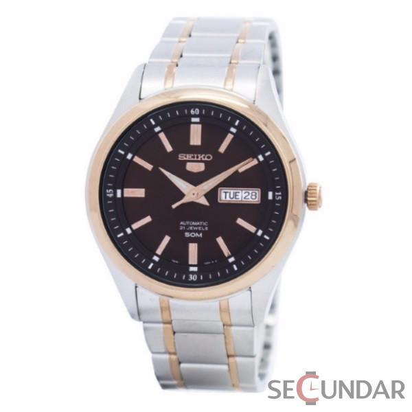 Ceas SEIKO 5 Automatic SNKN94K1S Barbatesc de Mana Original