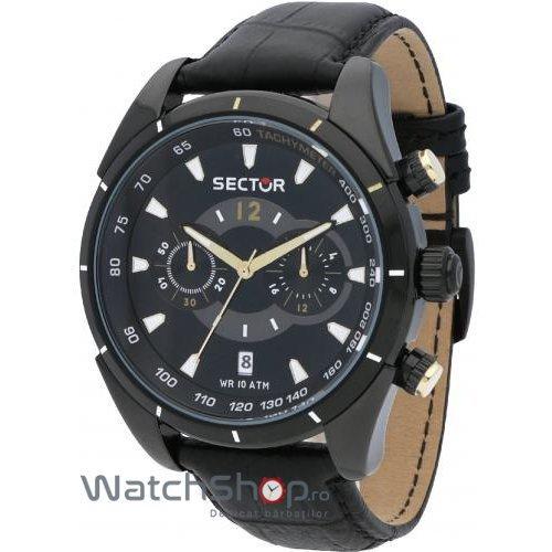 Ceas Sector 330 R3271794001 Cronograf Barbatesc Original de Lux