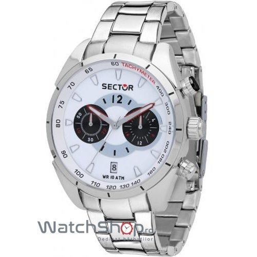 Ceas Sector 330 R3273794004 Cronograf Barbatesc Original de Lux