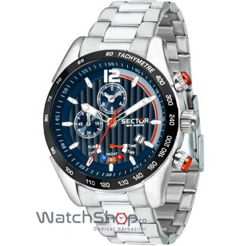 Ceas Sector 330 R3273794010 Cronograf Barbatesc Original de Lux