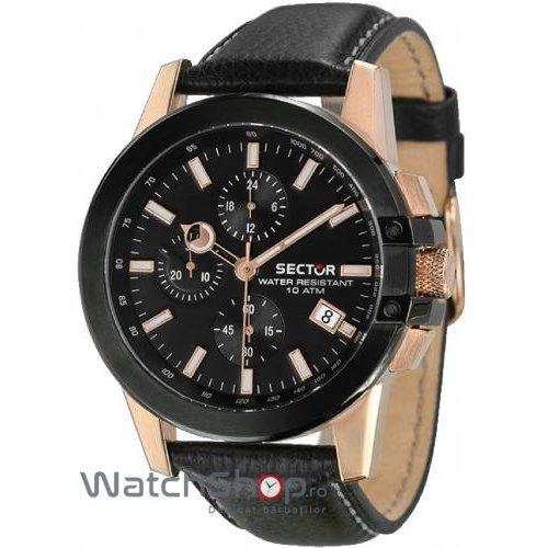 Ceas Sector 480 R3271797002 Cronograf Barbatesc Original de Lux