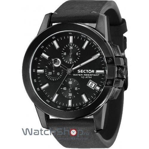 Ceas Sector 480 R3271797003 Cronograf Barbatesc Original de Lux