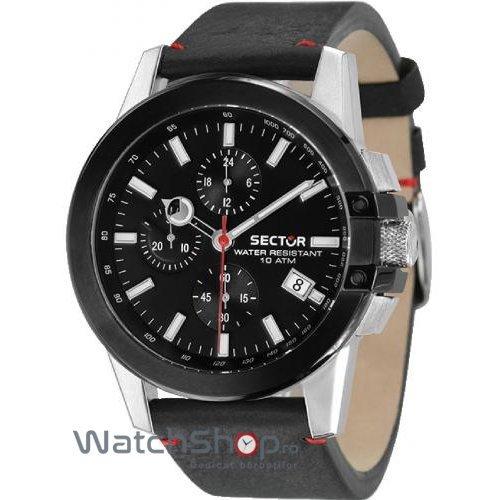 Ceas Sector 480 R3271797004 Cronograf Barbatesc Original de Lux
