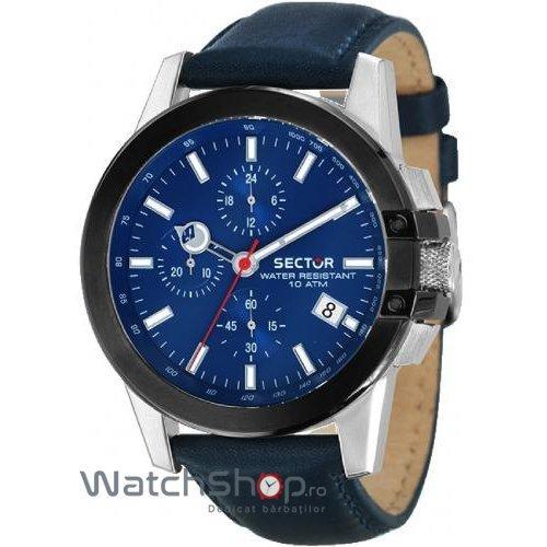 Ceas Sector 480 R3271797005 Cronograf Barbatesc Original de Lux