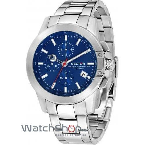 Ceas Sector 480 R3273797004 Cronograf Barbatesc Original de Lux