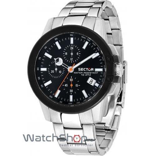 Ceas Sector 480 R3273797005 Cronograf Barbatesc Original de Lux