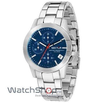 Ceas Sector 480 R3273797503 Cronograf Barbatesc Original de Lux