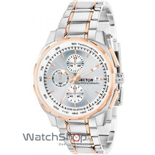 Ceas Sector 890 R3273803004 Cronograf Barbatesc Original de Lux