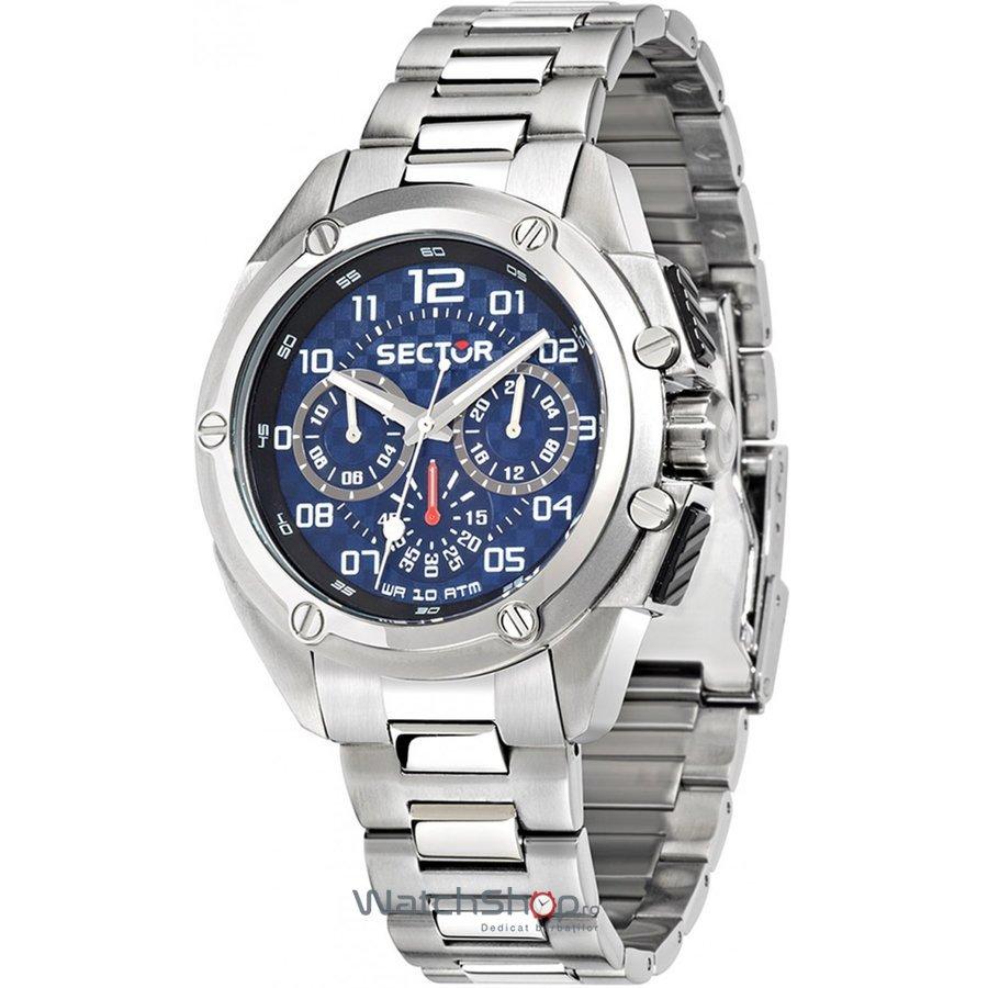 Ceas Sector 950 R3253581002 Cronograf Barbatesc Original de Lux