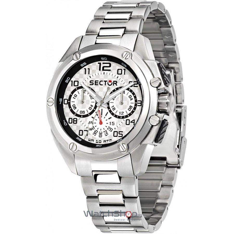 Ceas Sector 950 R3253581003 Cronograf Barbatesc Original de Lux